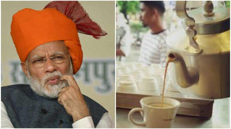 छे..! मोदींनी कधीच चहा विकला नाही, हा तर केवळ पब्लिसिटी स्टंट: प्रविण तोगडीया