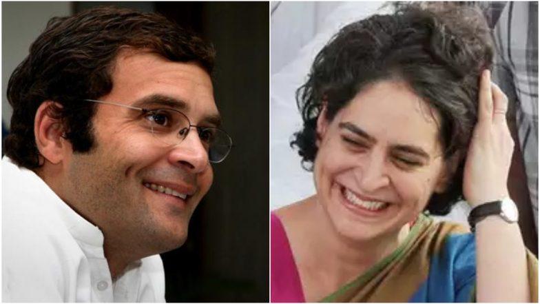 बहीण प्रियंका गांधी यांना बंधू राहुल गांधी देणार गिफ्ट; लोकसभा निवडणुकीत घडणार चमत्कार?