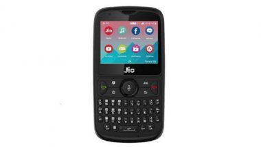 JioPhone 2 Sale: आज दुपारी 12 वाजल्यापासून सुरु होईल बुकिंग; हे आहेत फोनचे खास फिचर्स