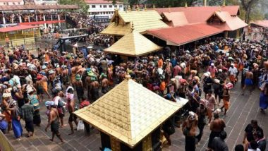 तब्बल 51 महिलांचा शबरीमाला मंदिरात प्रवेश; केरळ सरकारने दिली सुप्रीम कोर्टाला माहिती