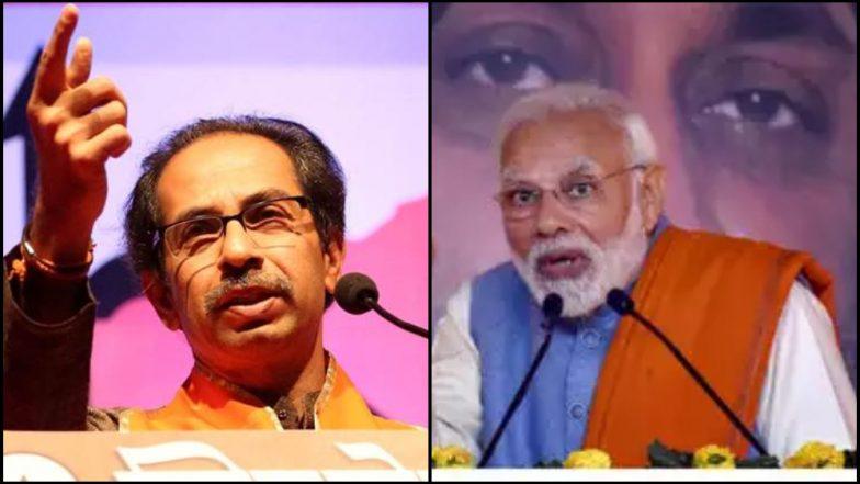 रावणाच्या लंकेत घडले; रामाच्या अयोध्येत कधी घडणार? बुरखाबंदी मुद्द्यावरुन पंतप्रधान नरेंद्र मोदी यांना शिवसेनेचा प्रश्न