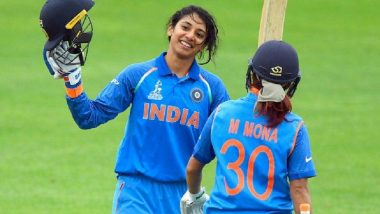 भारतीय क्रिकेटपटू  स्मृती मंधाना सह 88 खेळाडूंना शिवछत्रपती राज्य क्रीडा  पुरस्कार जाहीर, उदय देशपांडे यांना 'जीवन गौरव' देऊन करणार सन्मानित