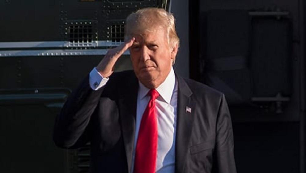 अमेरिकेचे राष्ट्राध्यक्ष डोनाल्ड ट्रम्प यांचा राजीनामा; वॉशिंग्टन पोस्टच्या वृत्ताने खळबळ