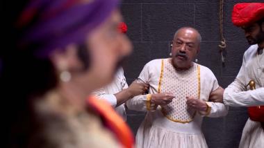 Swarajyarakshak Sambhaji : शिक्षेची अंमलबजावणी; जनार्दनपंतांचे डोळे काढून वासोट्याच्या किल्ल्यावर रवानगी