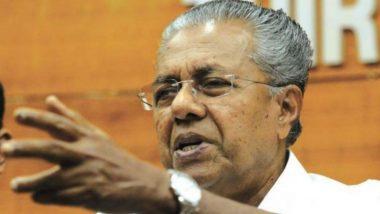 'भारतातील वाईट मुख्यमंत्री' या गूगल सर्चवर केरळचे मुख्यमंत्री Pinarayi Vijayan च्या नावाचे रिझल्ट