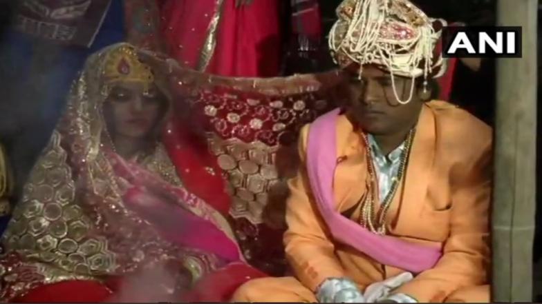 धक्कादायक : लग्नात वधूवर गोळीबार; जखमी अवस्थेत नवऱ्या मुलीने पार पाडले सर्व विधी