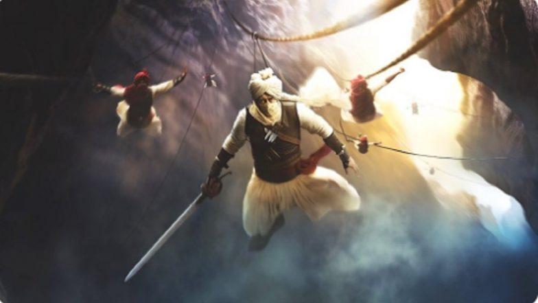 Tanaji First Look : नववर्षाच्या सुरुवातीला 'तानाजी' सिनेमातील Ajay Devgan ची पहिली झलक प्रेक्षकांच्या भेटीला!