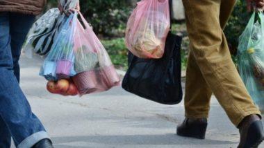 उद्यापासून प्लास्टिक पिशवी वापरल्यास कडक कारवाई होणार