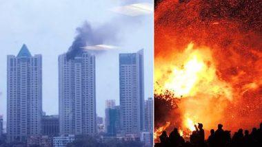 मुंबई अग्निशमन दलाच्या मदतीला 'ड्रोन' येणार, उंच इमारतींमधील आग विझवायला करणार मदत