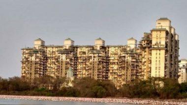 नवी मुंबई मध्ये सिडको  'प्रधानमंत्री आवास योजना' अंतर्गत  अजून  1 लाख 10 हजार घरं बांधणार