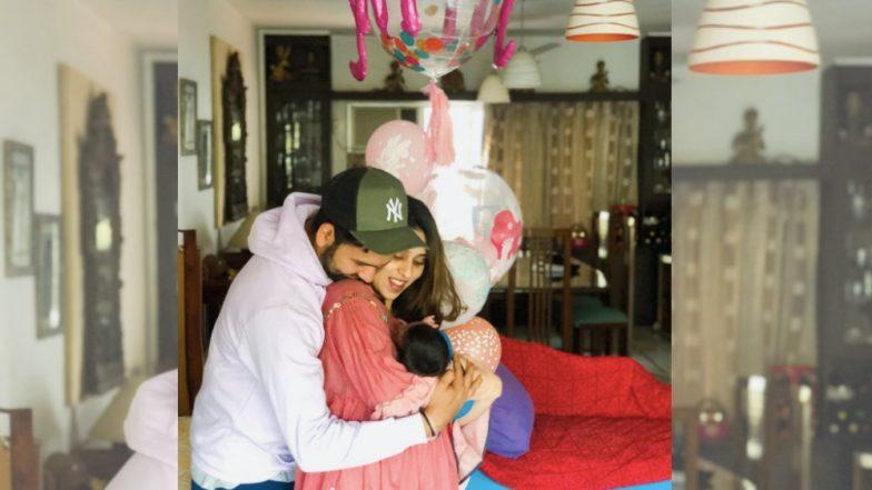 Rohit Sharma ने मुलीच्या नव्या फोटोसोबतच नावाचाही केला उलगडा, भावनिक पोस्ट शेअर करत मोकळ्या केल्या भावना