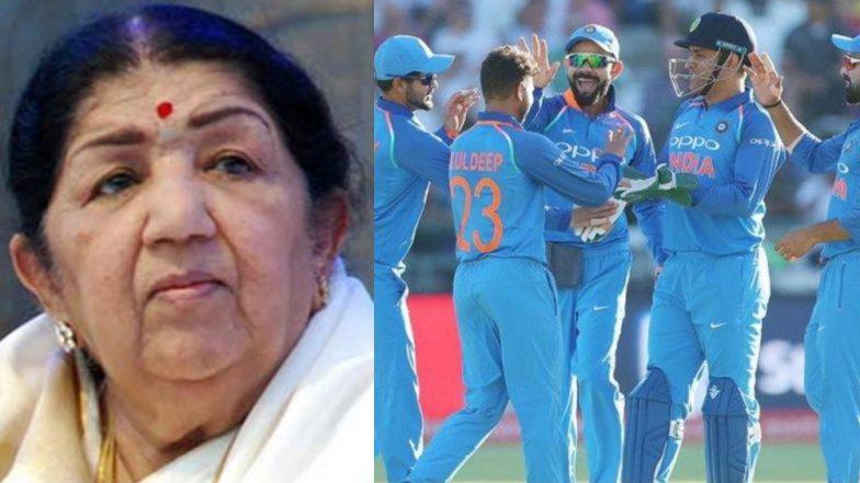 भारतीय क्रिकेटपटूंच्या ऑस्ट्रेलियातील विजयी कामगिरीवर लता मंगेशकर यांच्या सुरेल शुभेच्छा, MS Dhoni चं केलं खास कौतुक