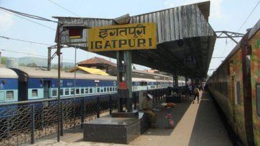 मध्य रेल्वेची मुंबई-नाशिक लोकलसेवा चाचणी यशस्वी, कल्याण - इगतपुरी दरम्यान धावणार लवकरच  ट्रेन (Video)