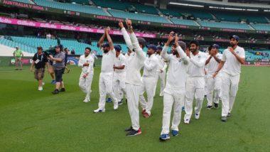 IND vs AUS 4th Test : 70 वर्षांनी भारताने जिंकली ऑस्ट्रेलियामध्ये कसोटी मालिका, सिडनी टेस्ट ड्रॉ झाल्याने भारताची 2-1 सरशी