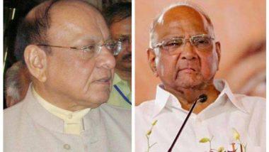 पंतप्रधान मोदींच्या होमपीचवर शरद पवारांनी टाकला डाव, गुजरातचे माजी मुख्यमंत्री करणार राष्ट्रवादीत प्रवेश