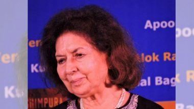 मराठी साहित्य संमेलन आयोजकांकडून नयनतारा सहगल यांचं आमंत्रण रद्द