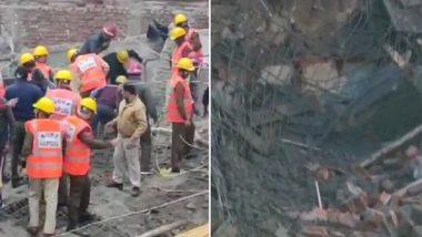 हरयाणा: गुरुग्राम येथे 4 मजली इमारत कोसळली; काहीजण ढिगाऱ्याखाली अडकले