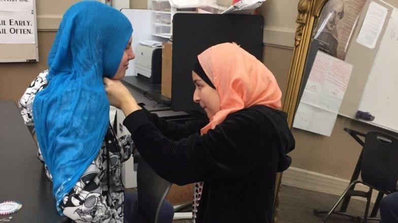 World Hijab Day 2019: 'विश्व हिजाब दिवस' 1 फेब्रुवारी  दिवशी साजरा करण्याची सुरूवात कशी झाली?  मुस्लिम महिला हिजाब आणि बुरखा घालण्यामागील नेमकं कारण काय?