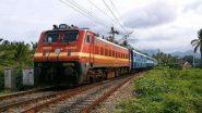 Lockdown In India: भारतीय रेल्वे लॉकडाऊन दरम्यान दुग्धजन्य पदार्थ, वैद्यकीय उपकरणे, औषधे यासारख्या जीवनावश्यक वस्तूंचा पुरवठा करण्यासाठी विशेष पार्सल रेल्वे गाड्या चालवणार