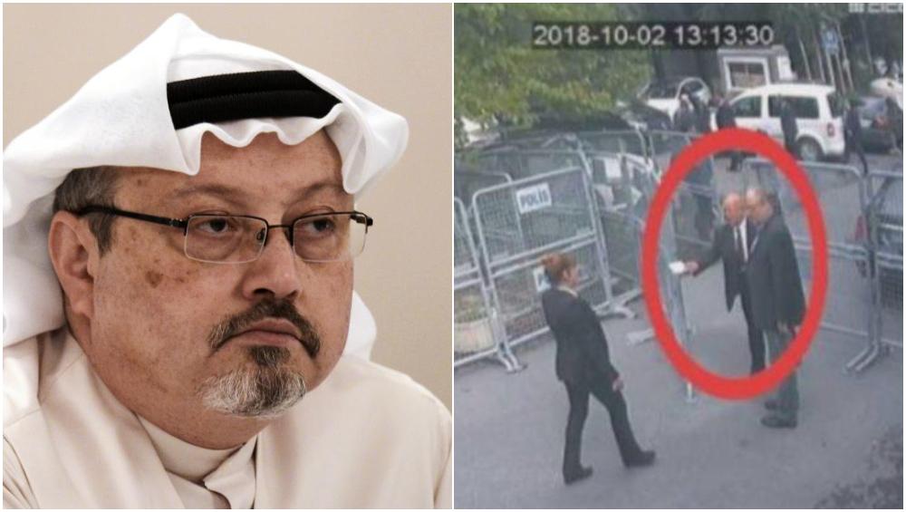 पत्रकार खशोगी हत्या प्रकरण: मृतदेहाचे तुकडे सूटकेसमधून नेले?  सीसीटीव्ही फुटेजच्या आधारे प्रसारमाध्यमांचा दावा (व्हिडिओ)