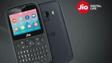 Reliance Jio Diwali Offer: जिओ चा 4G फोन अवघ्या 699 रुपयात; गिफ्ट करणार असाल तर मिळणार 'हा' बोनस फायदा