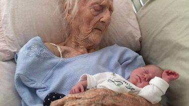 101 व्या वर्षी तिने 'आई' होण्याची इच्छा केली पूर्ण; जाणून घ्या काय आहे सत्यता