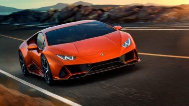 Lamborghini Huracan Evo पुढच्या महिन्यात 'या' दिवशी होणार लॉन्च, 2.9 सेकंदात 100kmph वेगाने धावणार