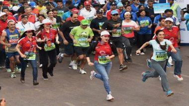 Mumbai Marathon 2019: उद्या होणाऱ्या मुंबई मॅरेथॉनसाठी वाहतुकीच्या मार्गात बदल; विशेष लोकल्स, बसेसची सुविधा