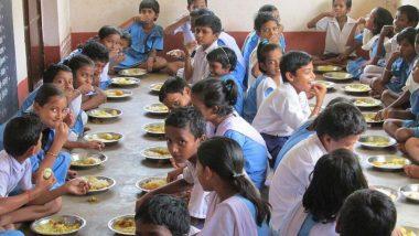 भयंकर! शाळेच्या Midday Meal मध्ये आढळला साप, पालकांकडून संताप व्यक्त