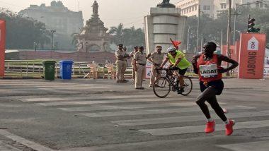 Tata Mumbai Marathon 2019: केनियाचा कॉसमस लॅगट ठरला मुंबई मॅरेथॉनचा विजेता (Video)