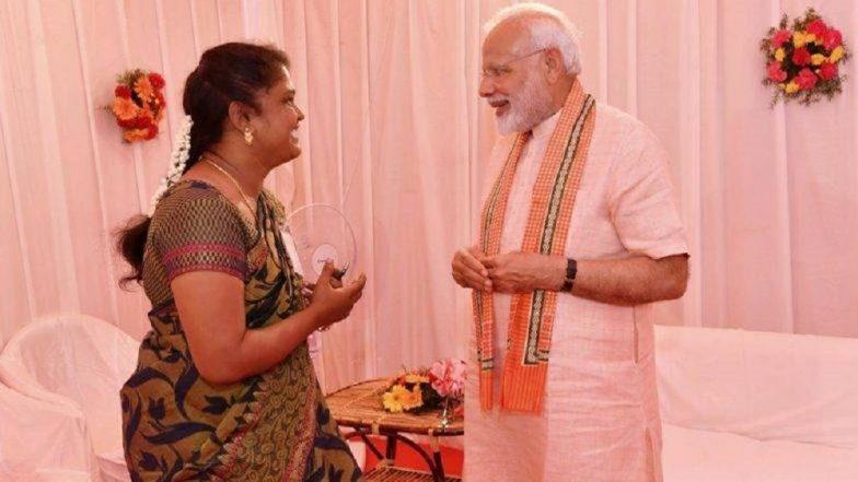 पंतप्रधान नरेंद्र मोदींच्या मुद्रा योजनेमुळे तामिळनाडूतील अरुलमोझी सर्वानन ही महिला झाली करोडपती; 234 रुपयांनी सुरु केला होता व्यवसाय