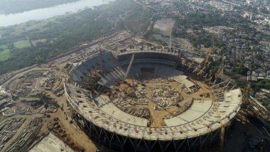 तब्बल 700 कोटी रुपये खर्चून, गुजरातमध्ये आकार घेत आहे जगातील सर्वात मोठे क्रिकेट स्टेडियम