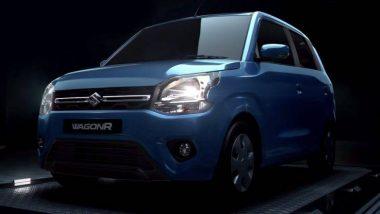 नव्या Maruti WagonR  कारचं लॉन्चपूर्वीच बुकिंग सुरू, अवघ्या 11,000 रूपयांमध्ये करू शकाल बुकिंग, पहा दमदार फीचर्स आणि किंमत