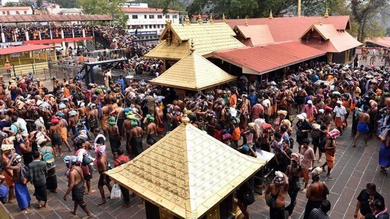 SabarimalaTemple: अयप्पाच्या दर्शनाला आलेल्या 46 वर्षीय श्रीलंकन महिलेला पोलिसांनी वाटेतच रोखलं