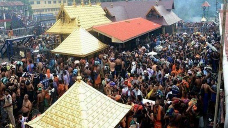 Sabarimala Temple: शबरीमला मंदिरात अखेर दोन महिलांनी केला प्रवेश,शुद्धीकरणासाठी मंदीर बंद! (Video)