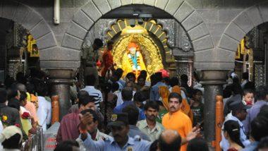 शिर्डी साईबाबा मंदिरातील 'साईप्रसाद' पुन्हा सुरु; भक्तांना मिळणार मोफत लाडू