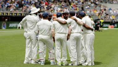 Live Cricket Streaming and Score India vs Australia 4th Test Match, Day 1: भारत विरुद्ध ऑस्ट्रेलिया टेस्ट मालिका चौथा सामना पहिला दिवस - लाईव्ह स्ट्रिमिंग इथे पाहा