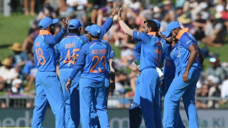 India vs New Zealand 1st ODI: एकदिवसीय मालिकेत भारताची विजयी सलामी, न्युझिलंडवर 8 विकेटनी मात