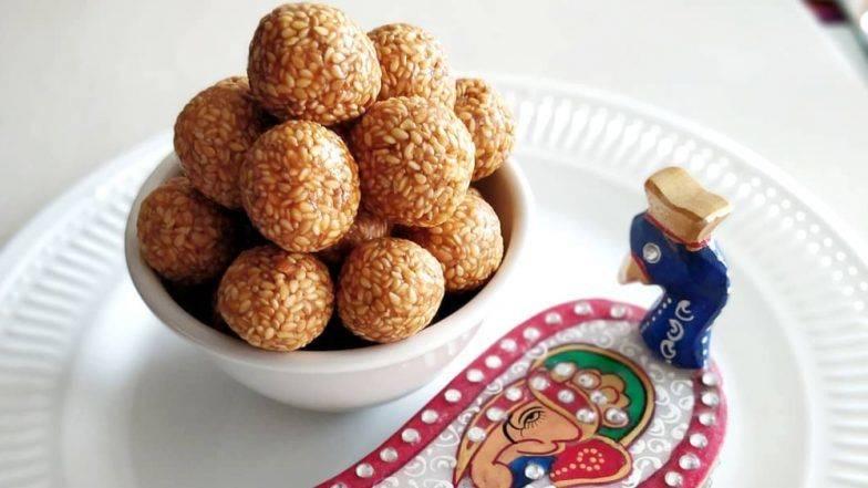 Makar Sankranti 2019 : हे आहेत तीळ खाण्याचे फायदे; आयुर्वेदामध्येही सांगितले आहेत महत्व