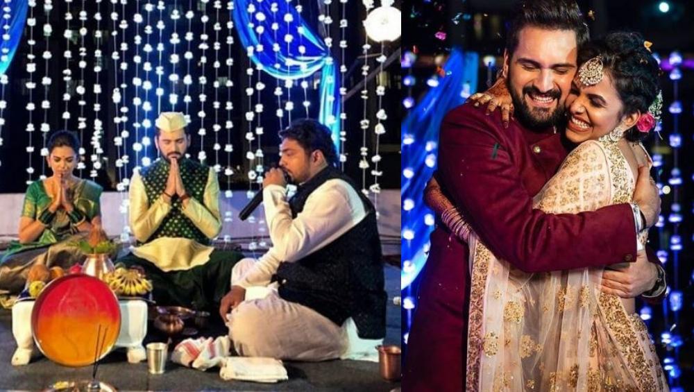 Siddharth Chandekar- Mitali Mayekar Engagement: मुंबईत पार पडला सिद्धार्थ-मितालीचा साखरपुडा,  #SidMit च्या या खास सोहळ्यात मराठी सेलिब्रिटींची उपस्थिती