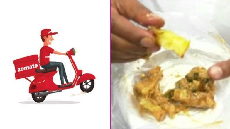 पनीर चिलीमध्ये प्लास्टिक सापडल्यानंतर 'झोमॅटो'ने व्यक्त केली दिलगिरी; सबंधित हॉटेलचे नाव यादीतून वगळले