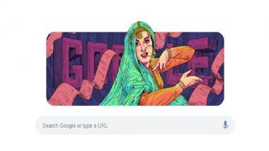 Madhubala 86th Birthday Google Doodle: वेलेंटाइन डे दिवशी जन्मलेल्या 'मुगल-ए-आजम'ची अनारकली मधुबाला यांची झलक 'गुगल डुडल'वर!