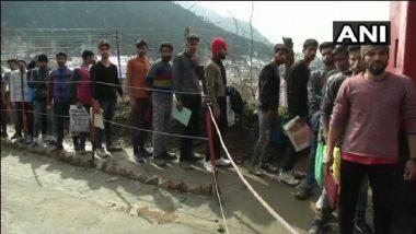 Pulwama Terror Attack: पुलवामा हल्ल्यानंतर लष्कारातील 111 जागांसाठी 2500 काश्मिरी तरुणांचे अर्ज