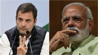 Budget 2019: राहुल गांधी यांचं नरेंद्र मोदीवर टीकास्त्र, 5 वर्ष शेतकर्यांचं आयुष्य उद्धवस्त केलं, प्रतिदिन 17 रूपये देणे हा शेतकर्यांचा अपमान
