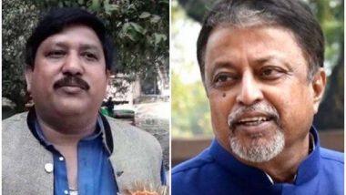 पश्चिम बंगालः तृणमूल काँग्रेस आमदार सत्यजित बिश्वास यांच्या हत्येप्रकरणी दोघांना अटक