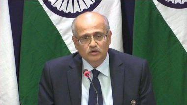 होय, भारतीय लष्कराने कारवाई केली, दहशतवाद्यांचा सर्वात मोठा तळ उदद्ध्वस्त केला: भारतीय परराष्ट्र सचिव