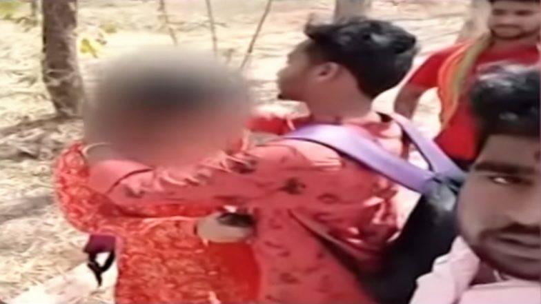 Valentine's Day 2019: बजरंग दलाने व्हेलेंटाईन डे दिवशी जोडप्याचे जबरदस्तीने लावले लग्न, हैदराबाद  येथील घटना (Video)