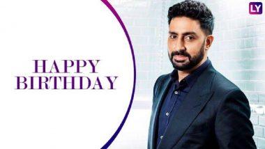 Abhishek Bachchan Birthday Special: म्हणून 'गिनीज बुक ऑफ वर्ल्ड रेकॉर्ड'मध्ये आहे 'अभिषेक बच्चन'च्या नावाची नोंद!