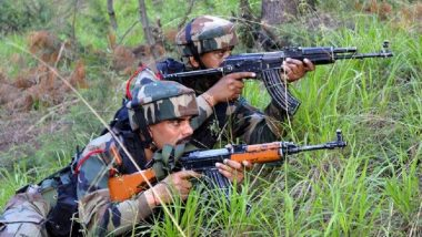 जम्मू-काश्मीर: पुलवामा येथे पुन्हा एकदा चकमक सुरु; मेजरसह 4 जवान शहीद