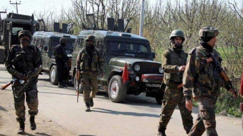 जम्मू काश्मीर: फुटीरवादी नेत्यांनी जाहीर केला बंद; श्रीनगरमध्ये 14 वर्षांनंतर BSF च्या तुकड्या तैनात